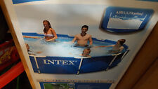 Piscina rotonda Intex 366x76