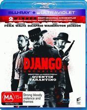 Django Unchained = NEW Blu-Ray Region B