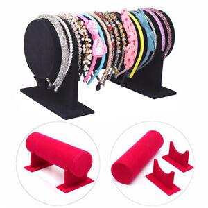 Headband Hair Accessories Hair Wrap Display Organizer Storage Holder Rack L3