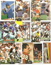 (15) 1992 Penn State University Nittany Lions Alumni Cards NO DUPES Shane Conlan