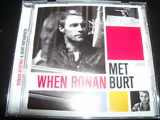 Ronan Keating When Ronan Met Burt Bacharach CD - New