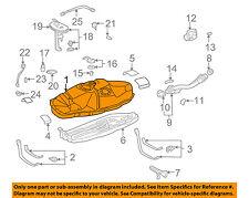 Car Truck Fuel Tanks Ebay. Toyota Oem 0204 Taafuel Tank 7700104170. Toyota. 1996 Toyota T100 Fuel Tank Diagram At Scoala.co