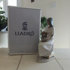 LLADRÓ BEDTIME STORY # 12345 STUNNING GRES FINISH! NEW IN BOX FAST SHIPPING!!!