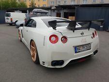 Carbon Dachspoiler Heckspoiler für Nissan GTR R35 Spoiler Dach Heck Rear Nismo