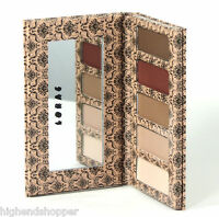 NEW Lorac Vintage VIXEN MATTE Eye Shadow Palette Makeup Set Tan Beige Neutral