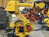 Fanuc welding Robot, Fanuc R2000iA 210F, ABB Robot, Fanuc R2000, Nachi Robot