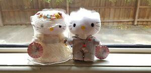 Hello Kitty Soft Plush Toy - Mac Donalds collection