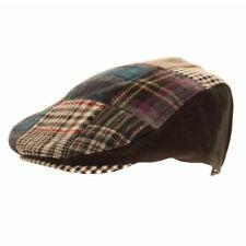 Chapeaux gris en laine mélangée pour homme