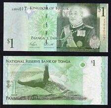 1 paanga Tonga 2008  @