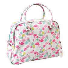 Bolso Weekender de viaje llevar All Grande Bag Flamingo Verano Playa mano