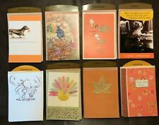 Thanksgiving Day Cards Sunrise By Hallmark Choose From List!