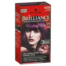 Schwarzkopf Live Brilliance 59 Violet Wild Silk Intense Permanent Colour