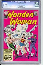 WONDER WOMAN #125  CGC  9.2 NM- VERY SHARP, VERY CLEAN COPY!  NICE OW/W PAGES!