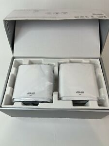ASUS ZenWiFi AC3000 Tri-Band Mesh WiFi System (CT8 2PK) - Open Box