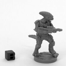 Reaper Miniatures - 49005 - Bloodcrest Sharpshooter - Bones Black