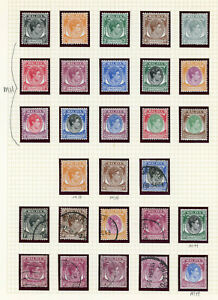 Singapore 1948-1984 Most attractive mint + used collection, mostly MNH High cat.