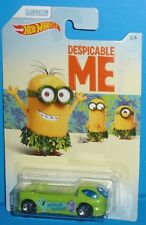 2017 Hot Wheels Despicable Me Minion Beach Deora Ii with Surfboards