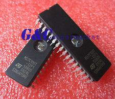 10PCS M27C1001-12F1 27C1001- ST IC EPROM UV 1MBIT 120NS 32CDIP  D51