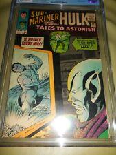 1965 Marvel Tales to Astonish #72 CGC 7.0