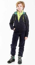 % sale% Bikkembergs Kids Sport traje chándal * 2 piezas * en Navy Blue talla 8/128