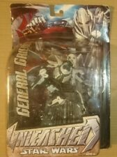 Star Wars Unleashed action figure of General Grievous