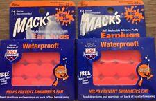 Mack's CX Pillow Soft Ear Plugs - 6 Pairs