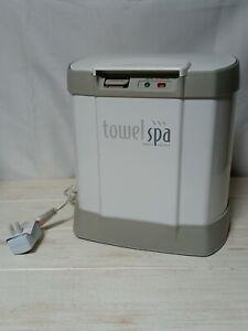 TSK-5201MA (Brookstone) Towel Spa Blanket / Towel Warmer Tested Works