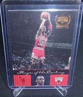 1999 Upper Deck Century Legends Michael Jordan Chicago Bulls Last Dance