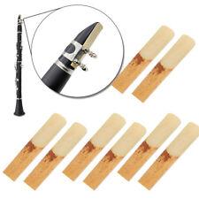 10PCS 2.5 Eb Alto Saxophone Reeds Strength 2 1/2 Sax for Beginner Xmas Gift