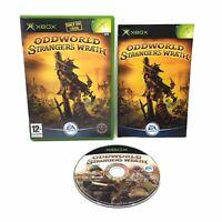 Oddworld: Stranger's Wrath   Xbox Original   Microsoft   VGC   PAL