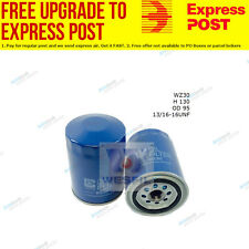 Wesfil Oil Filter WZ30