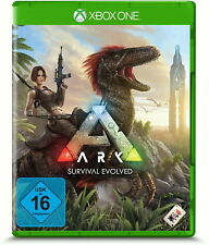 ARK: Survival Evolved (Microsoft Xbox One, 2017)