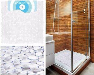 Circul 53 x 53 cm Transparent Duscheinlage Duschwanne Dusche Anti Rutsch Matte
