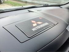 car anti slip mat phone mat for Mitsubishi ASX PAJERO outlander LANCER EVO