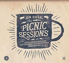 Ian Siegal - The Picnic Sessions (NEW CD)