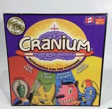 Cranium Word Worm The Cranium Fund New Opened Board Game Complete!