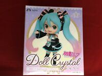 Hatsune Miku Doll Crystal Figure Project DIVA Arcade Future Tone Japan import