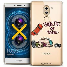 Coque Crystal Gel Pour Honor 6X Extra Fine Souple BD 2K16 Skate Or Die