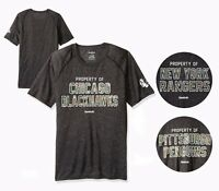NHL Men's Division Property Military Premium Performance PlayDry T-shirt L - 4XL