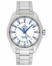 Omega Seamaster GMT Good Planet Automatic Men's Watch 231.90.43.22.04.001