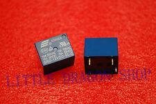 2 Pcs Mini Power Relay 12V DC coil SRD-12VDC-SL-C SONGLE PCB  Electromagn A336