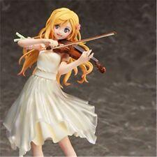 Anime Your Lie in April Kaori Miyazono Dress Ver. 1/8 PVC Figure New In Box