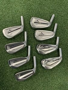 Mizuno JPX 921 SEL Left Handed Iron Set 4-GW Heads Only