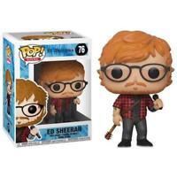 Ed Sheeran 9.5cm Pop Rocks Figurine en Vinyle Funko Tout Nouveau 76