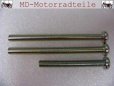 Honda CB 750 cuatro k0 k1 k2-k6 k7 tornillos set entflüftungsdeckel screw set