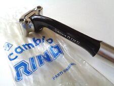 * Nos Vintage 1980s CAMBIO RINO Superleggera (C RECORD ERA) Aero Reggisella 26 MM *