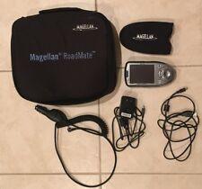 "Magellan Roadmate 800 4.3"" Portable Gps Navigator W/ Carrying Case Bundle"
