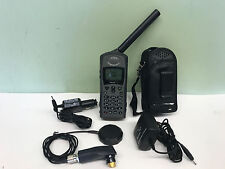 Iridium 9505A Satellite Phone w/ battery, Case, AC/Car charger and Ext Antenna