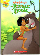 DISNEY'S:  THE JUNGLE BOOK-(Scholastic 2011) VG