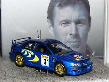 Corgi Vanguards VA12300 Subaru Impreza WRC 1998 Monte Carlo Rally #3 1/43